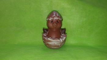 Poussin Coquille Chocolat Lait 32gr