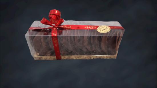 Réglette Tuiles Chocolat