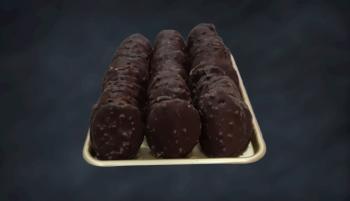 Tuile Chocolat Noir