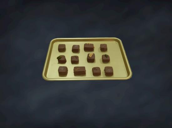 Bonbon Chocolat Lait 100gr