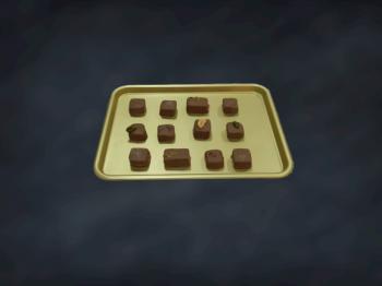 Bonbon Chocolat Lait
