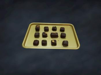 Bonbon Chocolat noir 100gr