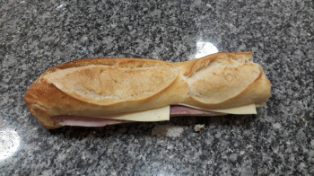 Sandwich Jambon/Fromage